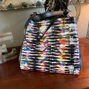 Nine West handbag GUC nice size
